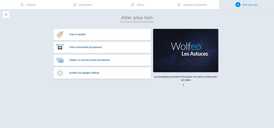wolfeo avis