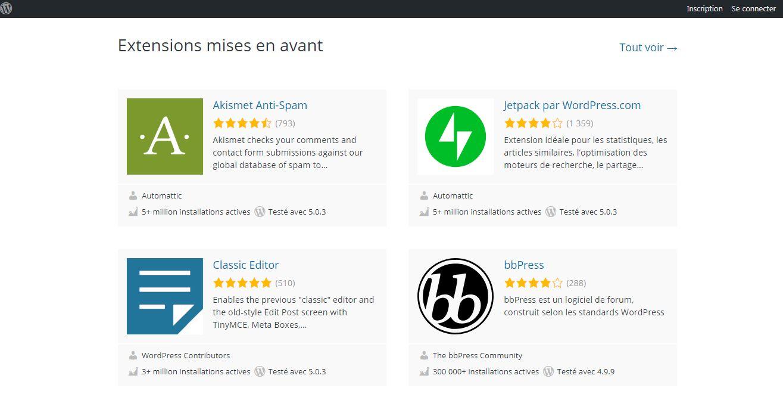 Personnalisez votre interface avec les meilleurs plugins de WordPress