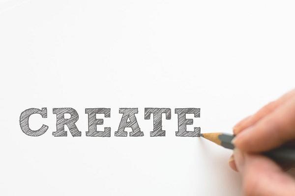 Toujours créatif et débutant, pour continuer d'apprendre