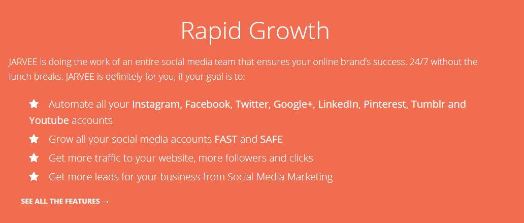 Jarvee booste la visibilité des entrepreneurs et blogueurs sur les réseaux sociaux