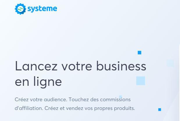 Système.io, outil de référence pour automatiser votre business en ligne