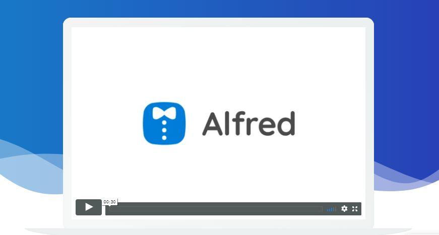 Alfred, l'outil payant aux multiples fonctionnalités