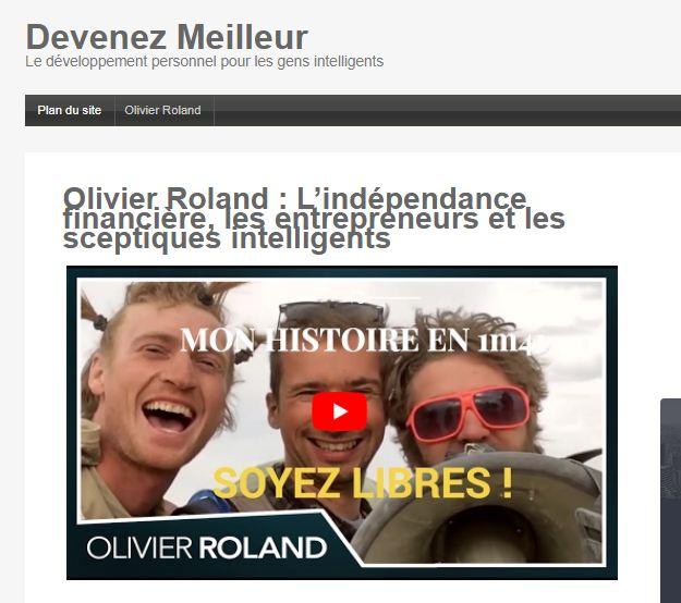 Les formations : Les Editions Roland