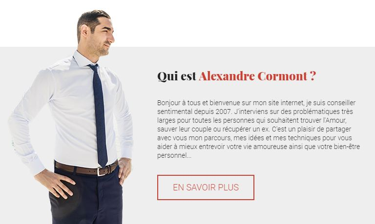 Qui est Alexandre Cormont ?