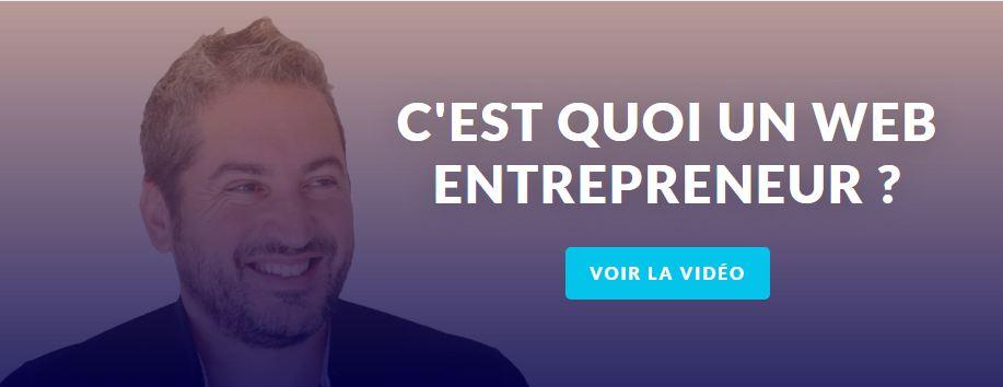 Antoine Peytavin et son histoire avec internet