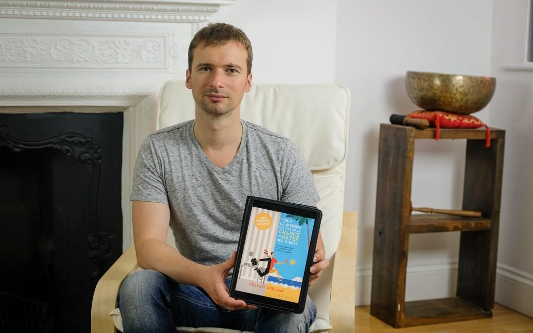 Olivier Roland, le rêve de devenir blogueur professionnel