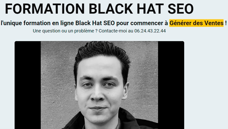 formation black hat money