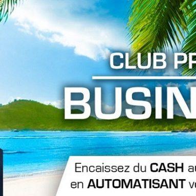Notre Avis sur le Club Privé Business Internet de Maxence Rigottier