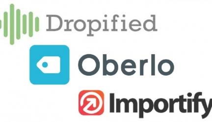 Comparatif Dropified vs Oberlo vs Importify : Lequel est le Meilleur ?