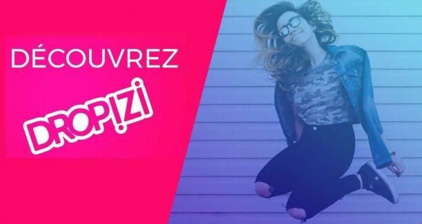 """Dropizi: Avis Complet sur ce Concurrent """"Made in France"""" de Shopify"""