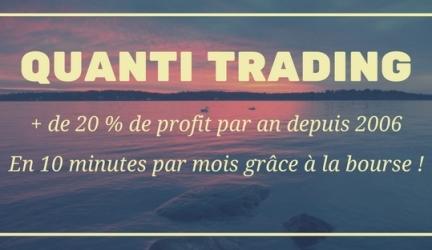Viken Tchoboian : Avis sur le Club Quanti Trading (+20%/an en Bourse)