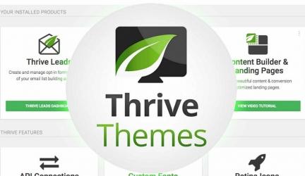 Avis Thrive Themes : Les Meilleurs Thèmes et Plugins WordPress ?